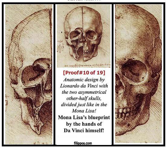 The Revelation & Decoding Of Mona Lisa [19 New