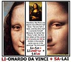 THE ODYSSEY OF MAKING MONA LISA's DECODING OFFICIAL. A TRAGIC COMEDY, OR, B CONSPIRACY???
